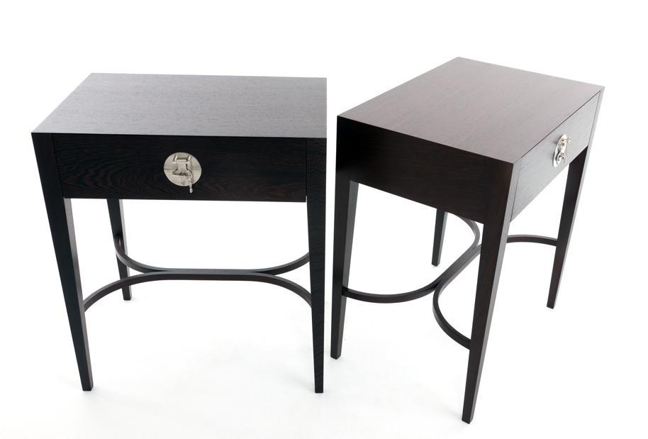 Furniture 4 alie carter interiors - Table wenge verre ...